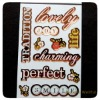 Epoxy Crystal Sticker (WF-1015)