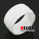 Porcelain Jewelry White Ceramic Rings For Men