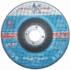 T27,depressed center grinding wheel for metal,115X6X22.23mm,80m/s