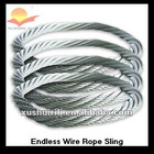 Specification 10-118mm Endless Wire Rope Sling