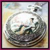 2012 as promotional gift Chinese style classical pocket steampunk watch