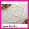 Top Fashion Imitation Pearl Jewelry Sets Design