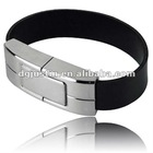 2012 fashion man bracelet with usb drive