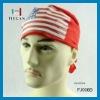 American Elastic Head Bandanas