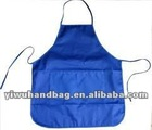 cotton pinafore kitchen cooking cotton pinafore Waterproof Material Cotton Pinafore