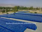220L steel drum cold break brix 28%-30% or 36%-38% China Xinjiang HACCP HALAL tomato paste