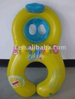 inflatable mom and baby swim ring