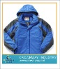 Mens waterproof winter jacket