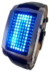 LED Binary Watch electronic binary watches 72 led watch