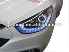 Xenon headlamps for Hyundai IX35 2010