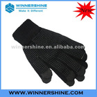 Winter Anti-skidding New touch glove for iphone