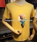 2012 hottest high quality cotton t shirts for men