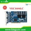 Dahua 16 channel dvr card VEC1604LC H.264 16chs video&audio VS2801 Chipset realtime D1