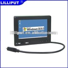 LILLIPUT IP64 Standard 7 inch Touch Taxi Mobile Data Terminal