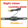 170 deg car license plate color Camera for waterproof(FD-CAM-CA08K)