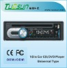Car CD/MP3 Player with USB Port, SD Card Slot, Aux Input