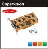 8ch Intelligent H.264 dvr card
