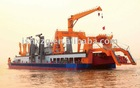 5000m3/h CSD dredger