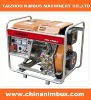 China factory supply High quality Diesel Generators OEM 2kw open type diesel generator
