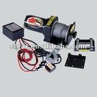 2000lbs ATV/UTV Electric Winch (12/24V) H2000-1B