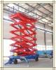 2012 China 4-20m 300-1000kg mobile elevating platform vertical lift platform