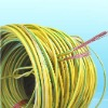 Copper core PVC insulation parallel flexible galvanized wire for connection
