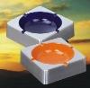 table metal Ashtray YB-2059 aluminium