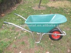 plastice tray wheel barrow WB6414