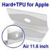 Hard+TPU Matte Case for MacBook Air 11.6""