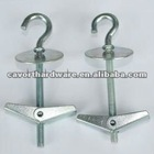 C Type Spring Toggle Anchor with Hook and Disk