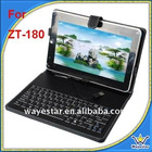 Wholesale 10.1 Tablet Case with keyboard