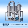 Full automatic flash degassing system