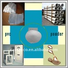 fine PVC resin Soft Powder pipes grade