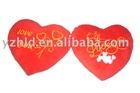 plush valentines flower