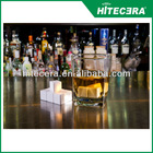 Hitecera The hot seller ceramic whisky stones ice cube stones wholesale