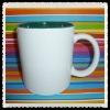 Sublimation two tone mug hot sale!/sublimation mug