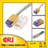 Cat6 SFTP 8P8C jumper wire