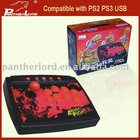 game controller joystick for ps2 ps3 usb video game accessories