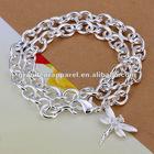 gem-set dragonfly coarse cheap necklace Jewelry fashion