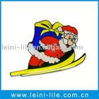 Christmas Flashing Badge