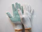 pvc working glove DKP104
