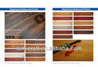 registered embossed finish hdf 12mm engineered flooring
