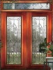 Double Door Window Design With Transom DJ-S9061MHS