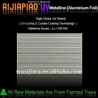 Metal Panel - Aluminium foil faced MDF panel