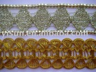 Metallic UU Lace, UU Lace, Metalic UU Lace with Spangles, Spangles Lace