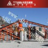 160T/H sand making crushing plant
