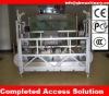 Aluminum Suspended Platform 630kg load/6m length
