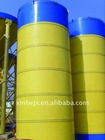 Quick install bolted-type 50T-500T silos for asphalt used asphalt plant