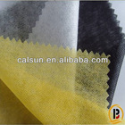colored polyester+nylon non woven fusible interlining