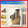hot sale potato peeling and cutting machine /0086-15838028622